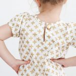 Child's Handmade Easter Dress
