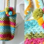 Crochet your own Beach bag