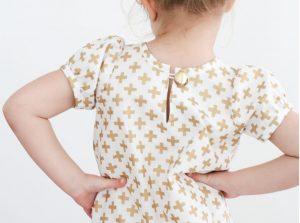 Child's Handmade Easter Dress
