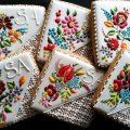 Biscuit decorating is art at mezesmanna